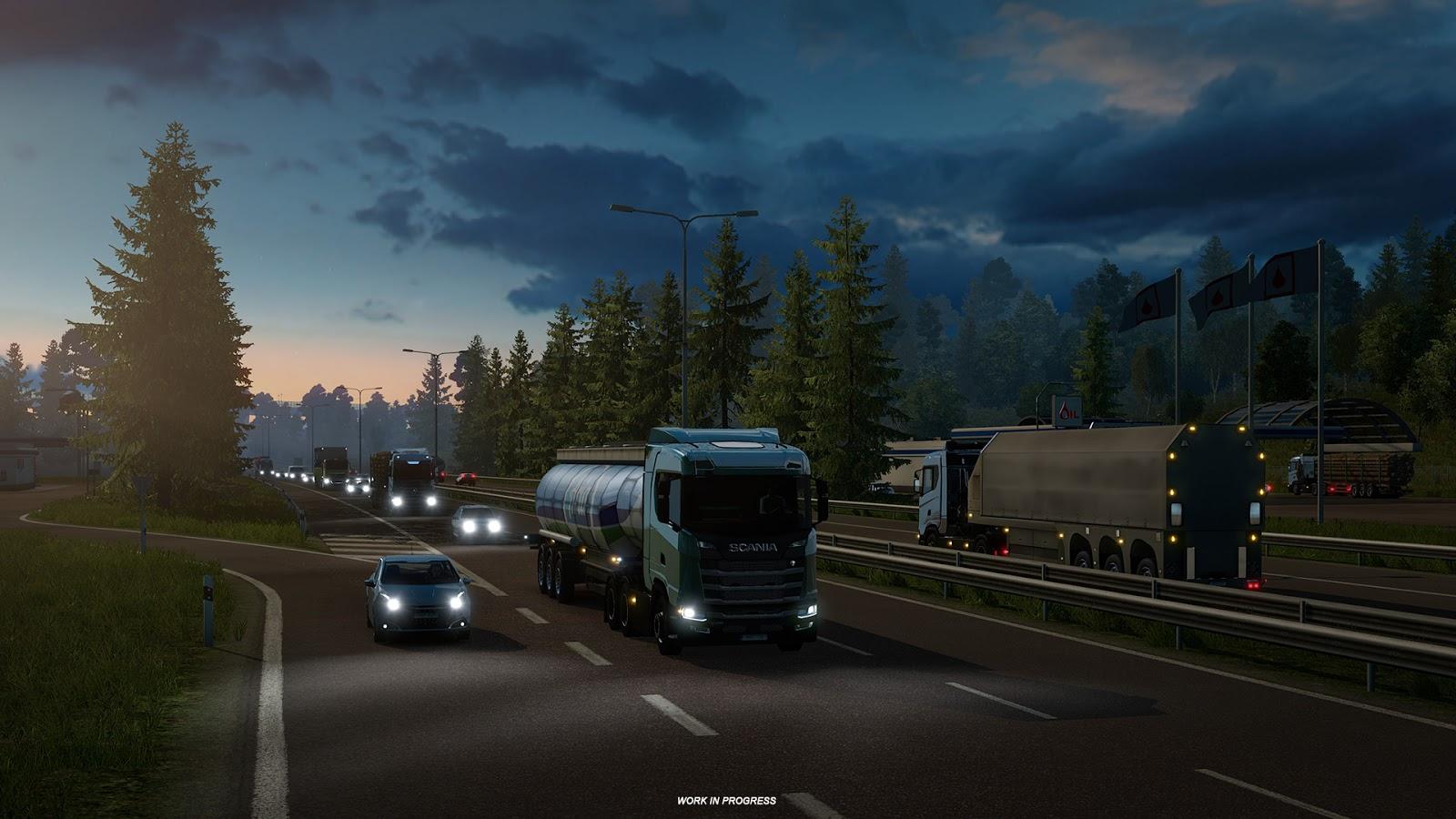euro truck simulator 2 - game update v.1.32.3.14 - download