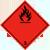 HazMat 3 symbol