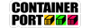 Container port logo
