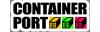 Container port logo