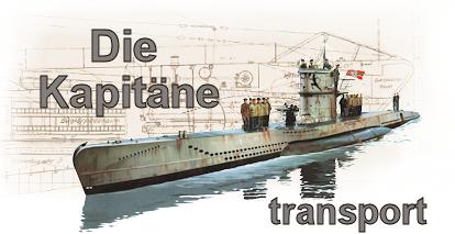Die Kapitäne transport logo