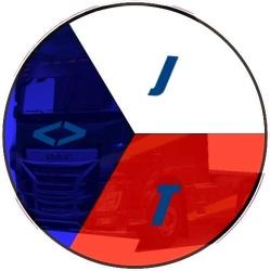 J&T TRANSPORT logo
