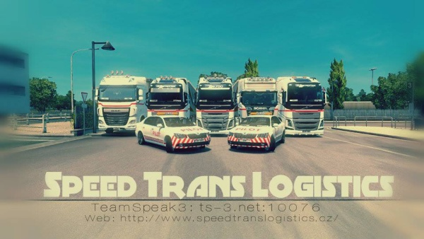 Speed Trans Logistics s.r.o. logo