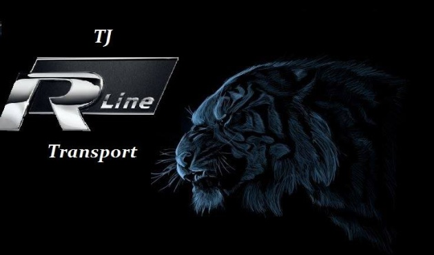 TJ Rline Transport logo