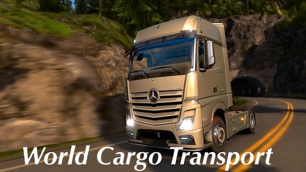 World Cargo Transport s.r.o. logo