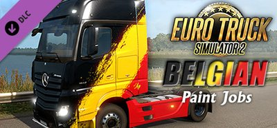 Belgian Paint Jobs Pack