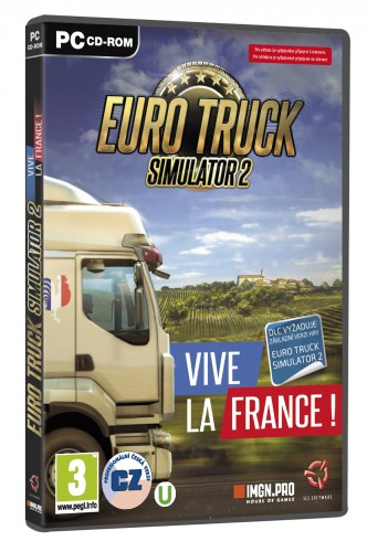 ETS2 - Vive la France box