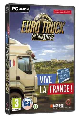 ETS2 - Vive la France box
