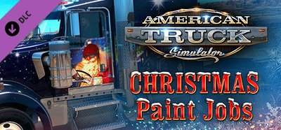 ATS Christmas Paint Jobs Pack
