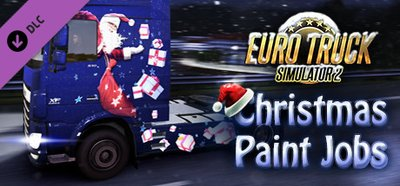ETS2 Christmas Paint Jobs Pack