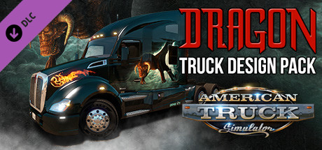 ATS Dragon Truck Design Pack