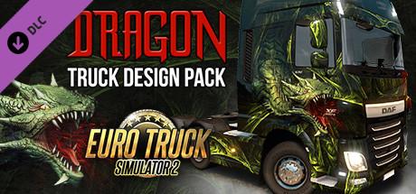 ETS2 Dragon Truck Design Pack