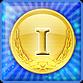 1Third Gold achievement