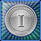 1Third Silver achievement