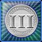 3Third Silver achievement