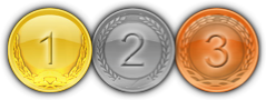 Medaile logo