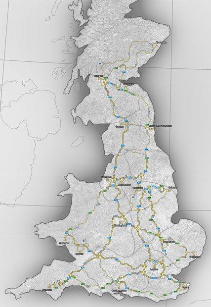 UKTS mapa